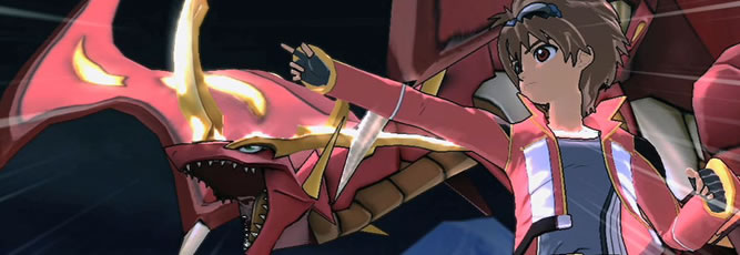 Bakugan Battle Brawlers: Defenders of the Core Screenshot - 810812
