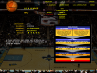 World Basketball Manager 11 Image