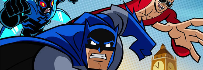 Batman: The Brave and the Bold the Videogame - Feature