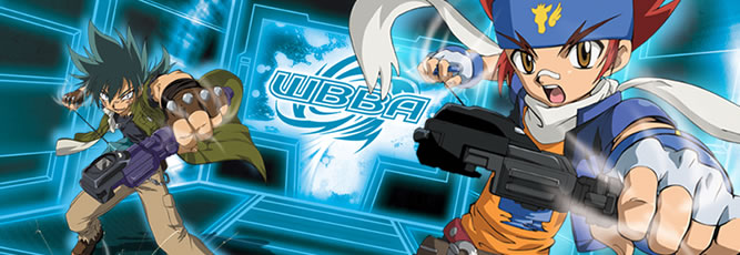 Beyblade: Metal Fusion - NDS