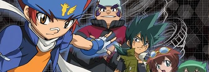 Beyblade: Metal Fusion Screenshot - 803767