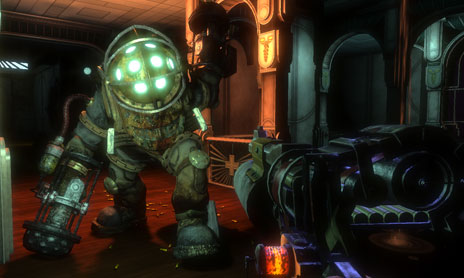Bioshock 2 Patch 3