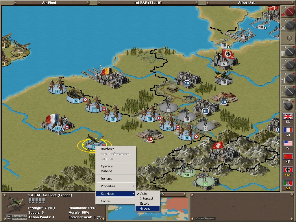Strategic Command 2: Blitzkrieg Demo