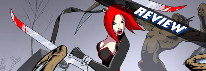 Bloodrayne Betrayal Image