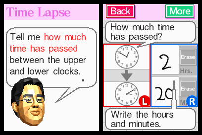 Brain Age 2: More Training in Minutes a Day - NDS Screenshot - 813746