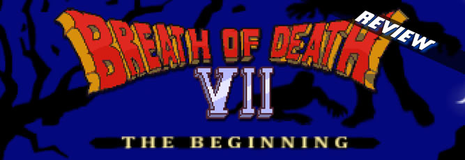 Breath of Death VII: The Beginning Boxart