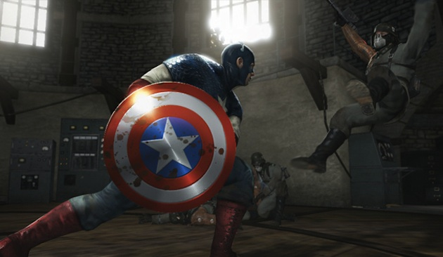 Captain America: Super Soldier Screenshot - 842702