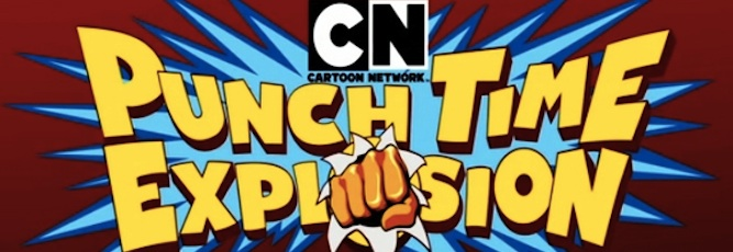 Cartoon Network: Punch Time Explosion Image