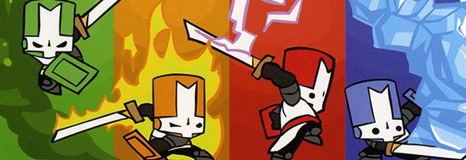 Castle Crashers - Feature