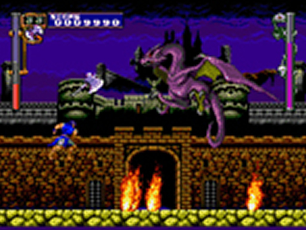 Castlevania - Feature