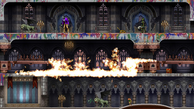 Castlevania: Harmony of Despair - Feature