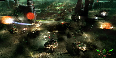 Command & Conquer 3 Tiberium Wars - Feature