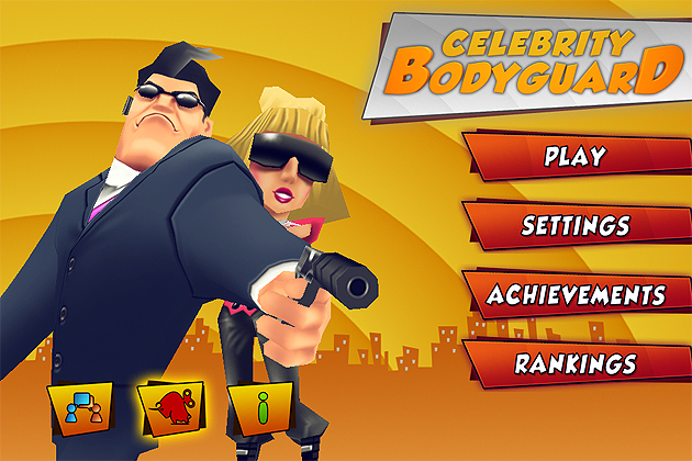 Celebrity Bodyguard Image