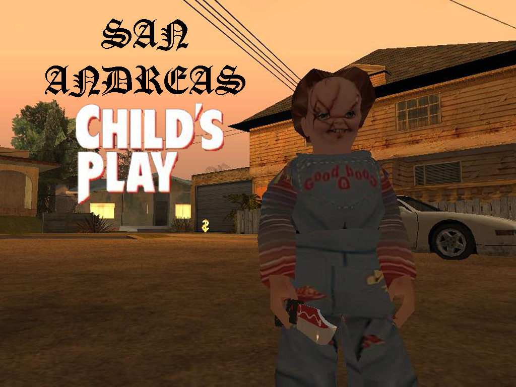 GTA San Andreas: Child&#x27;s Play