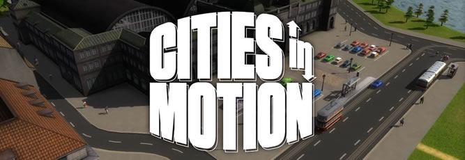 Cities in Motion Screenshot - 866934