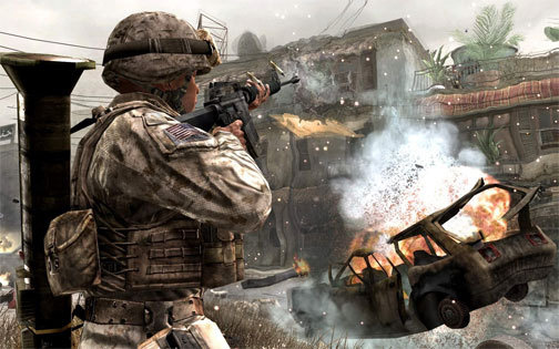 Call of Duty 4: Modern Warfare - Feature