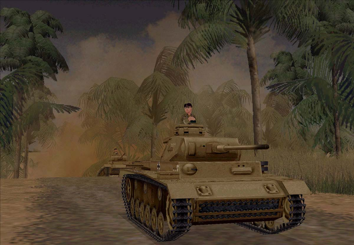 Combat Mission 3: Afrika Korps Demo