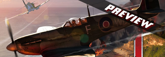 Combat Wings: The Great Battles of WWII - Feature