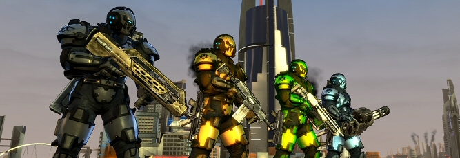 Crackdown 2 - Feature