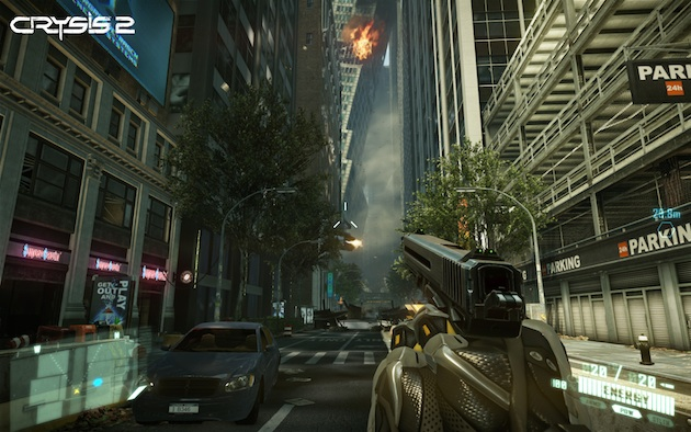 Crysis 2 Screenshot - 841914