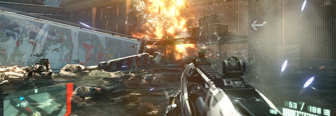 Crysis 2 Screenshot - 841911
