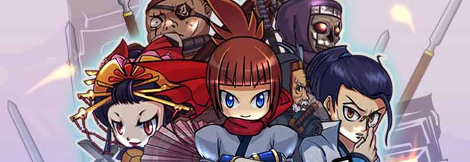 Dairojo! Samurai Defenders - NDS Image