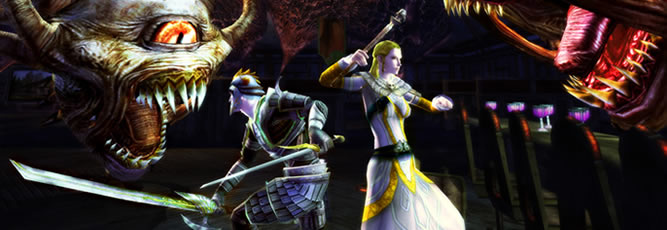 Dungeons & Dragons Online: Eberron Unlimited Screenshot - 827357