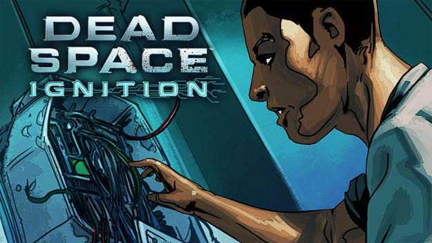 Dead Space Ignition Boxart