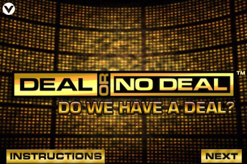 deal or no deal casino games