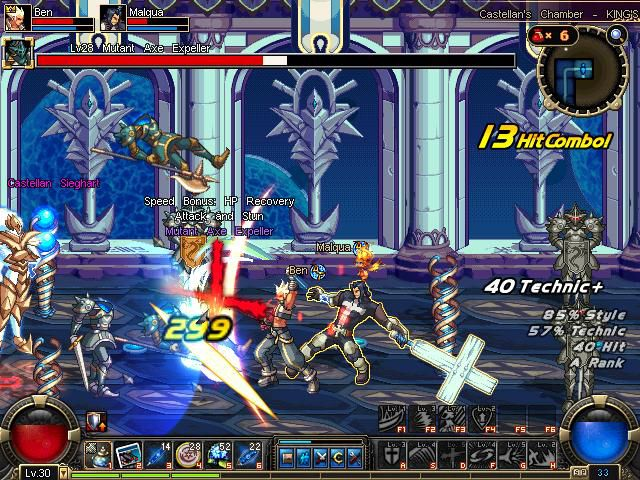 Dungeon Fighter Online Client Downloader