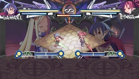 Disgaea: Hour of Darkness - Feature