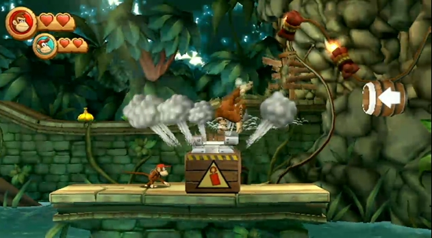 Donkey Kong Country Returns Screenshot - 867642