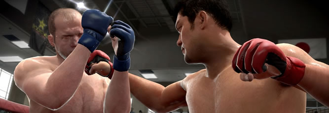 EA Sports MMA Screenshot - 808886