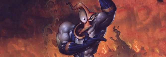 Earthworm Jim HD Screenshot - 867969