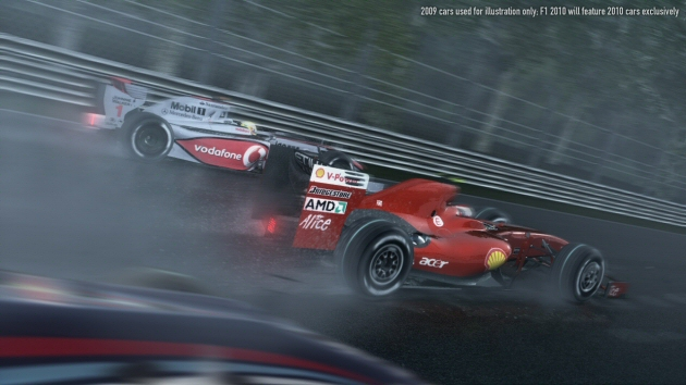 F1 2010 Image