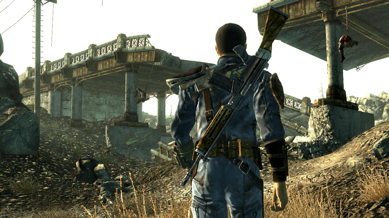 Fallout 3 Wasteland Compendium - Point Lookout