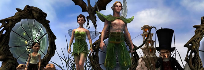 Faery: Legends of Avalon Screenshot - 821141