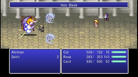 Final Fantasy IV: The Complete Collection Screenshot - 843229