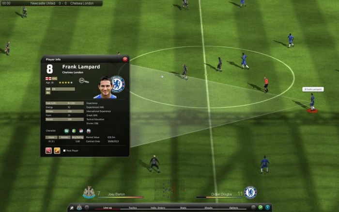 FIFA MANAGER 10 - Feature