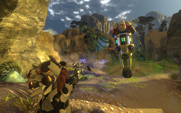 FireFall Screenshot - 869019