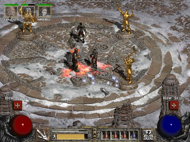 Diablo II Expansion Lord OF Destruction full pached gamePC