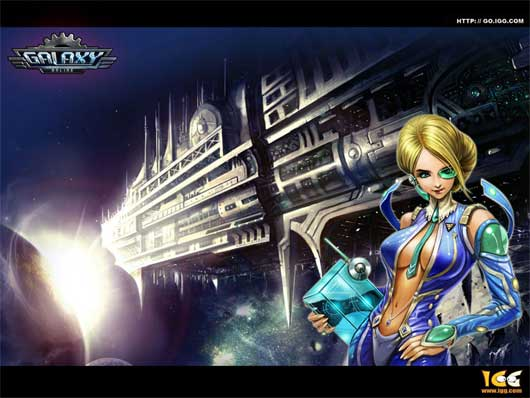 Galaxy Online Image