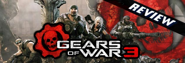 Gears of War 3 Screenshot - 848040