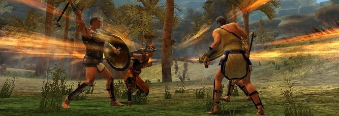 Gods and Heroes: Rome Rising Screenshot - 842086