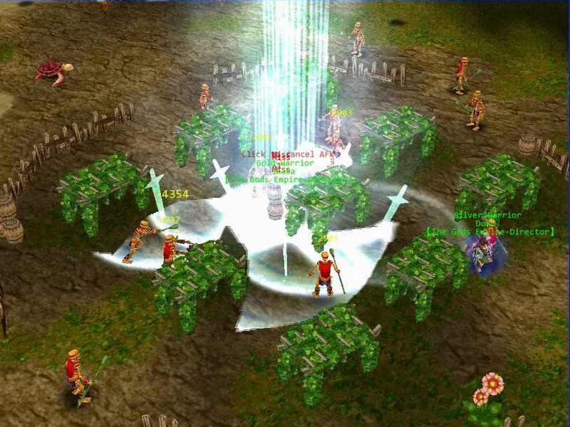 GodsWar Online Image