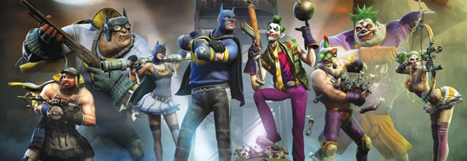 Gotham City Impostors Boxart