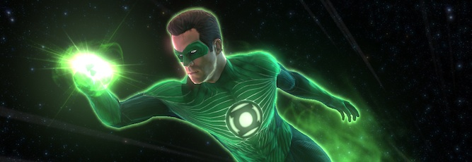 Green Lantern: Rise of the Manhunters - Feature