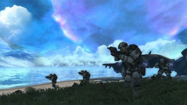 Halo: Combat Evolved Anniversary Screenshot - 845023