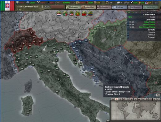 Hearts of Iron 3 Semper Fi 2.03 patch