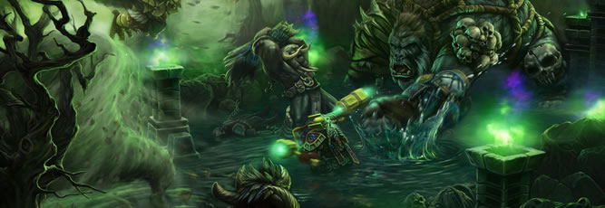 Heroes of Newerth - Feature